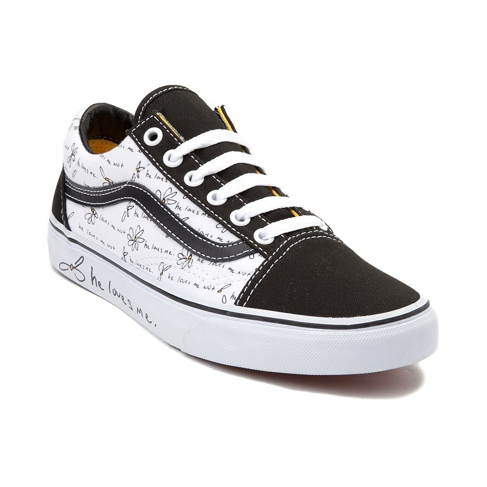 16922bc03e2c79 Vans Old Skool Love Me Not Skate Shoe