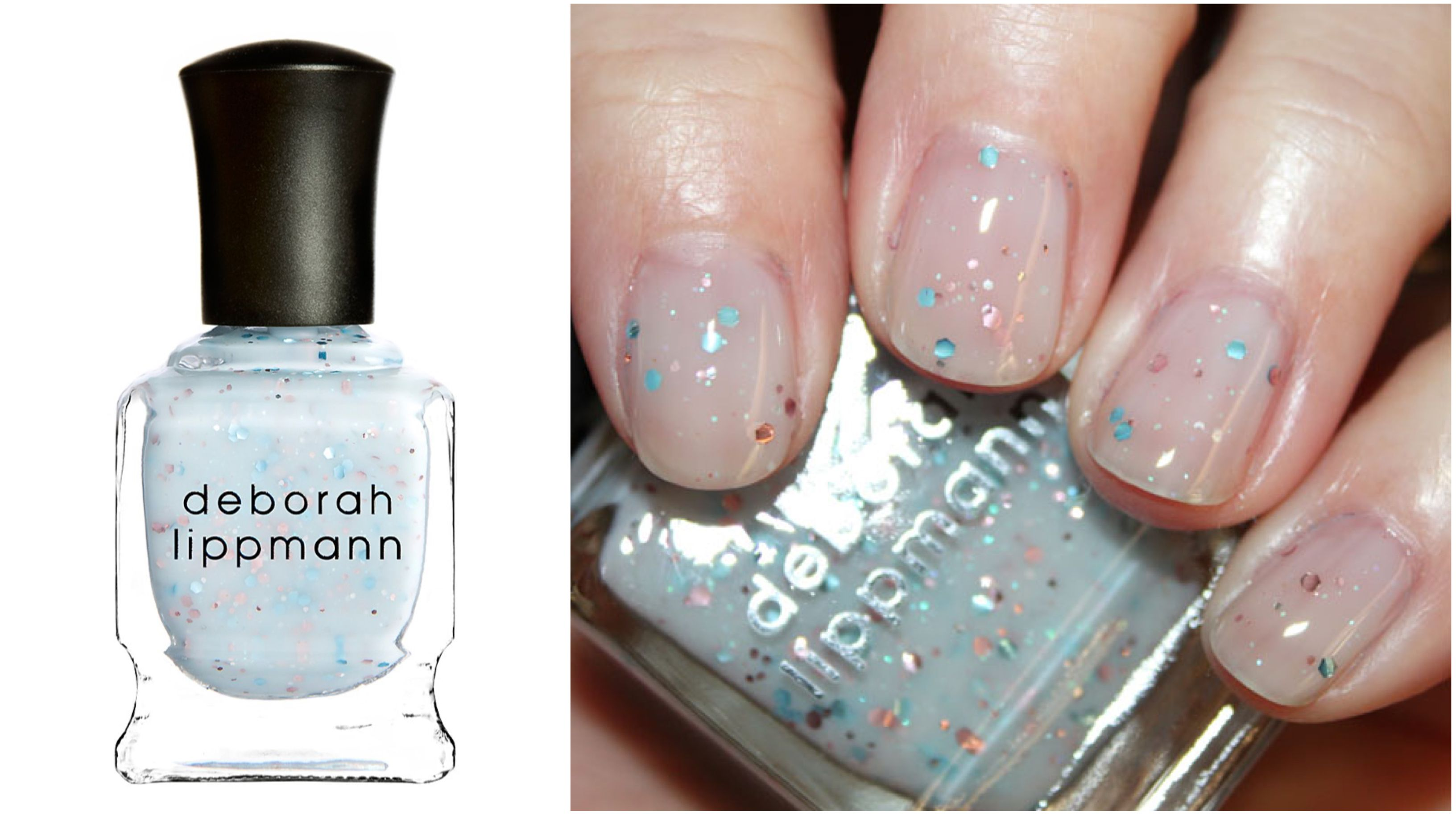 Deborah Lippmann \'Glitter in the Air\' | Deborah Lippmann | Pinterest ...