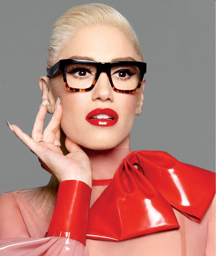 8442219fe85 Gwen Stefani Launches Two Eyewear Collections in Her Plot for World  Domination