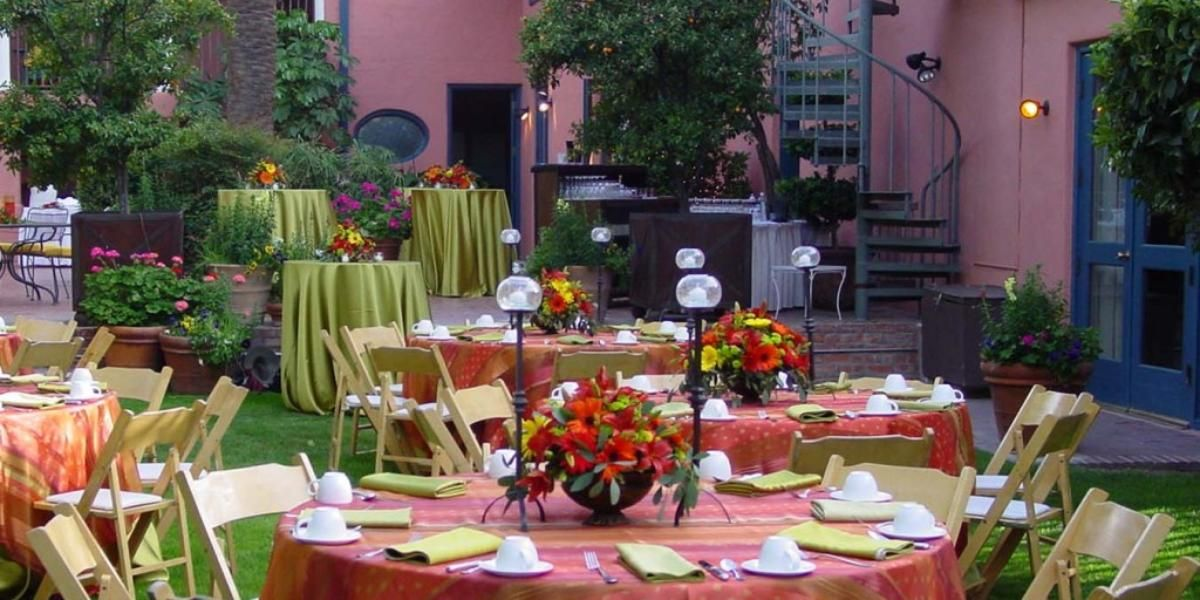 Arizona Inn Weddings Price out and compare wedding costs