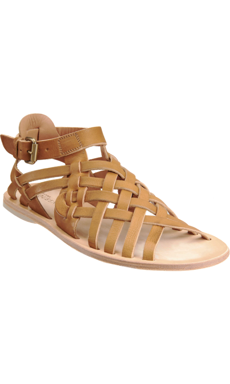Alexander McQueen Gladiator Sandal
