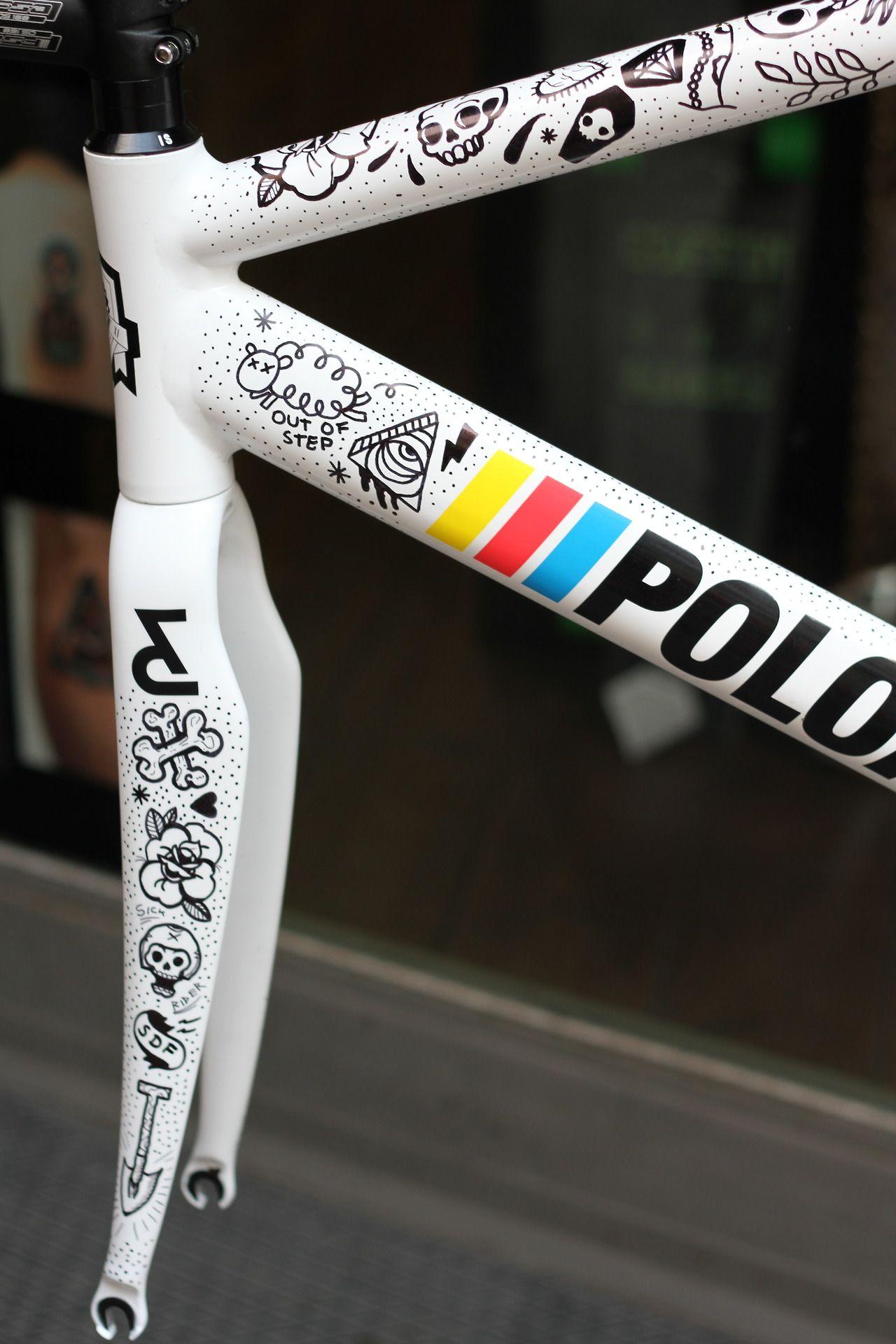 Custom Poloandbike Williamsburg | Bike Accessories | Pinterest ...