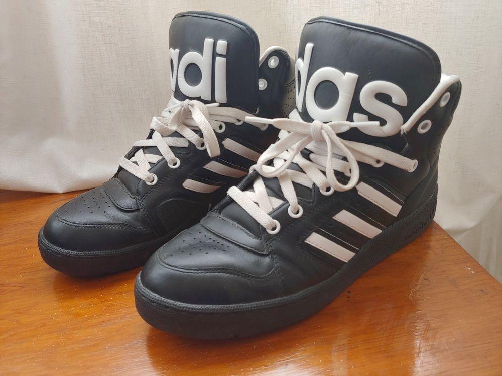 factory price cheap price discount shop Adidas jeremy scott instinct hi size 10 #fashion #clothing #shoes ...