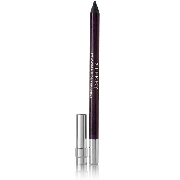 By Terry Crayon Khol Terrybly - Purple Label (93 BRL) ❤ liked on Polyvore featuring beauty products, makeup, eye makeup, eyeliner, pencil eyeliner, by terry and eye pencil makeup