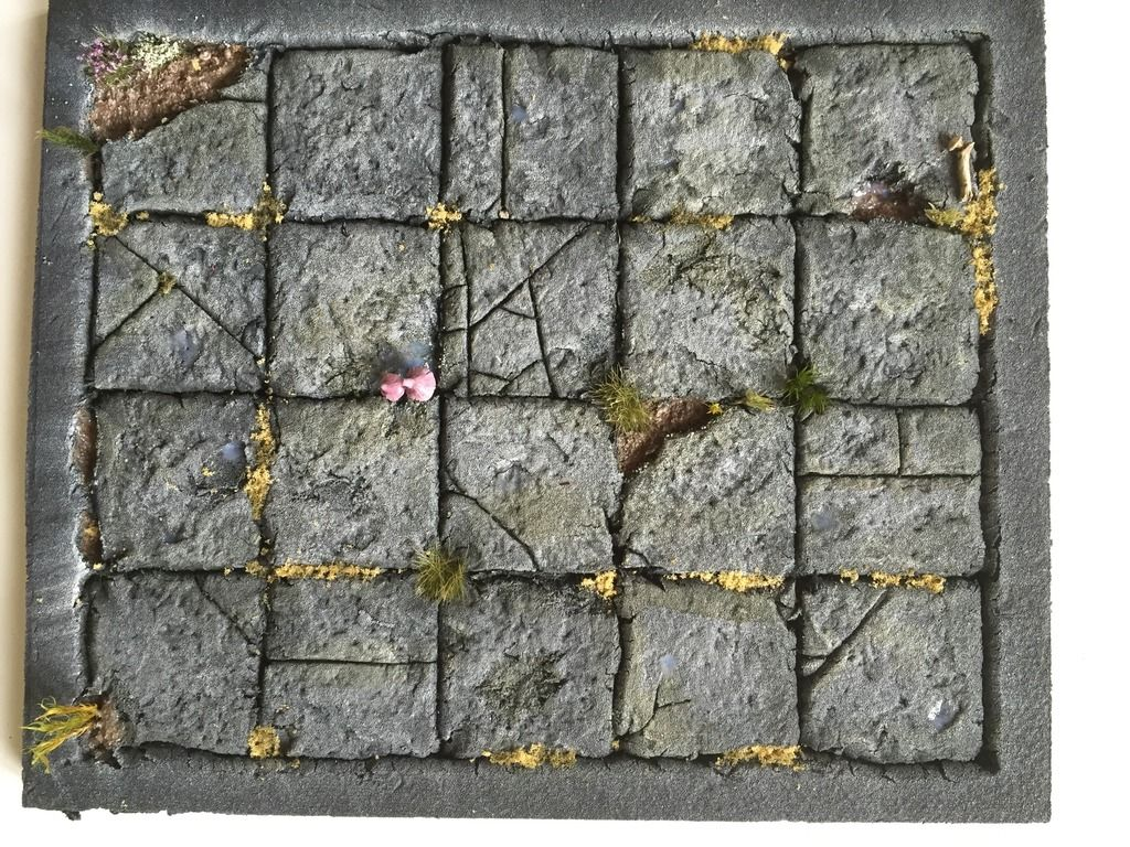 Tutorial Dungeon Tiles Dungeons E Dragons Rpg Diy