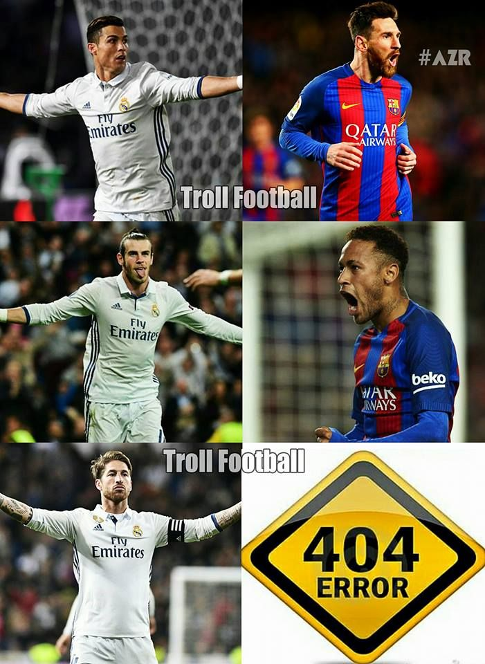 There is only one Sergio Ramos
