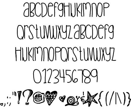 Greenteacookies Font | lettering/doodling | Handwriting