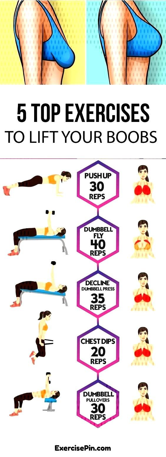 Exercises to Firm and Lift Your Breasts    3 exercices pour raffermir et soulever vos seins med