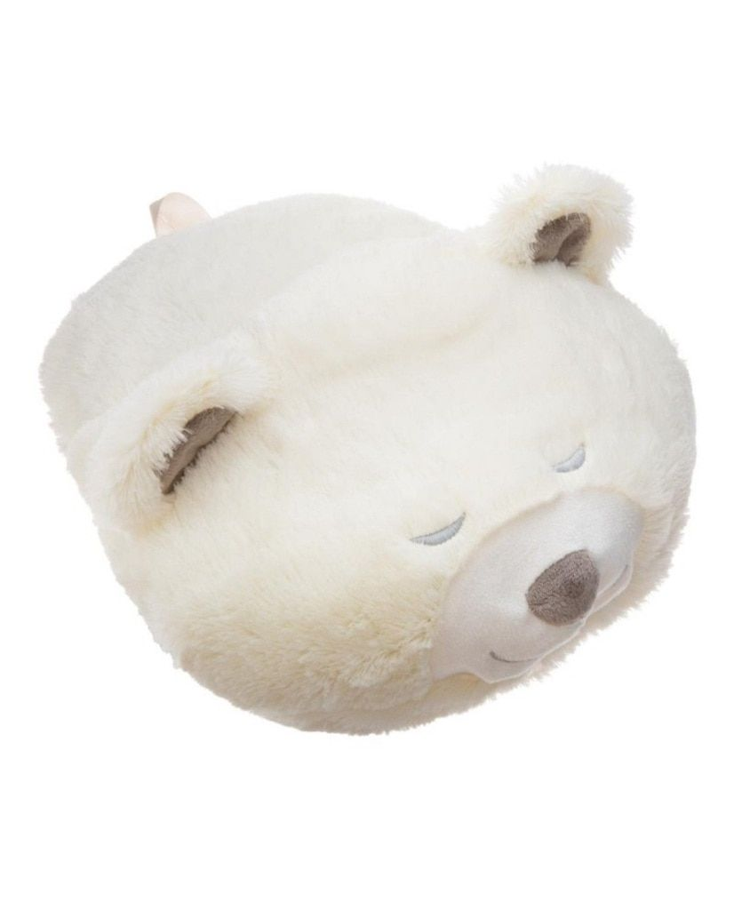 Cuddle Fleece Polar Bear Jade