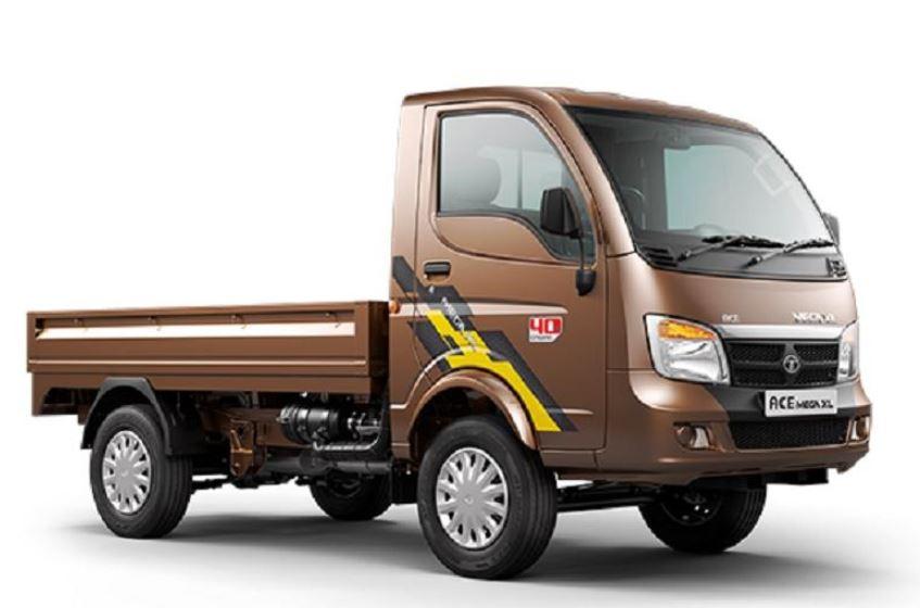 Tata Ace Mini Truck Its Variants Trucksbuses Com Mini Trucks Commercial Vehicle Tata Motors