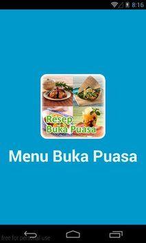 Nyobain 3 Aplikasi Resep Halal Berbuka Puasa Yuk Halal Menu