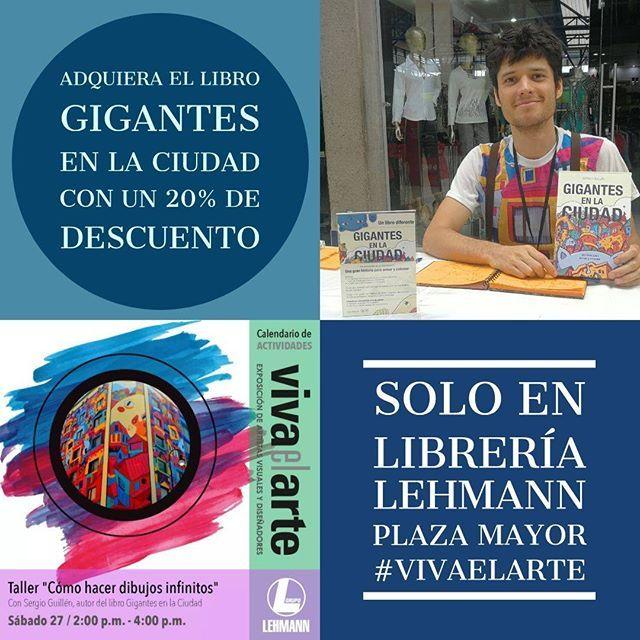 Busque el libro Gigantes en la Ciudad en la feria  VivaElArte en Plaza Mayor  con ddd050c8d76a1