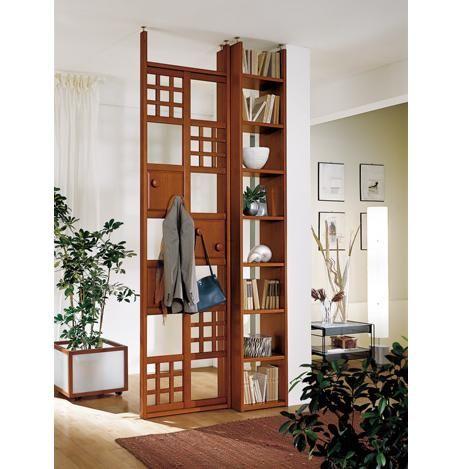 Modern Italian Room Divider AL Tissa 294 Room dividers Room