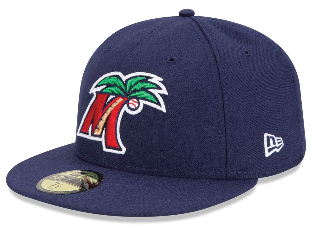 Fort myers miracle new era milb ac 59fifty cap with