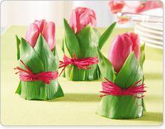 Kreative Tischdekoration Lidl Rezeptideen Blumen Pinterest