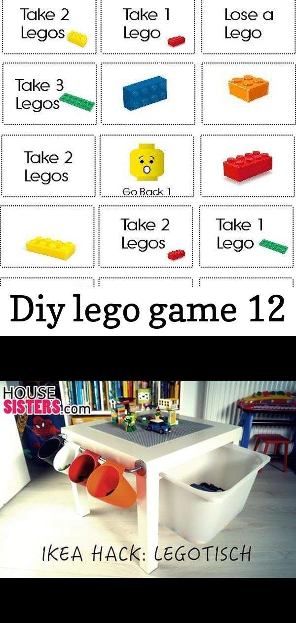 Diy lego game 12