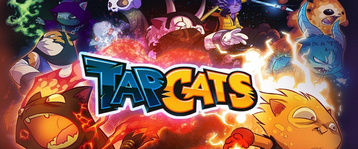 Tap Cats Idle Warfare [Kemojo Studios][Kongregate][2016
