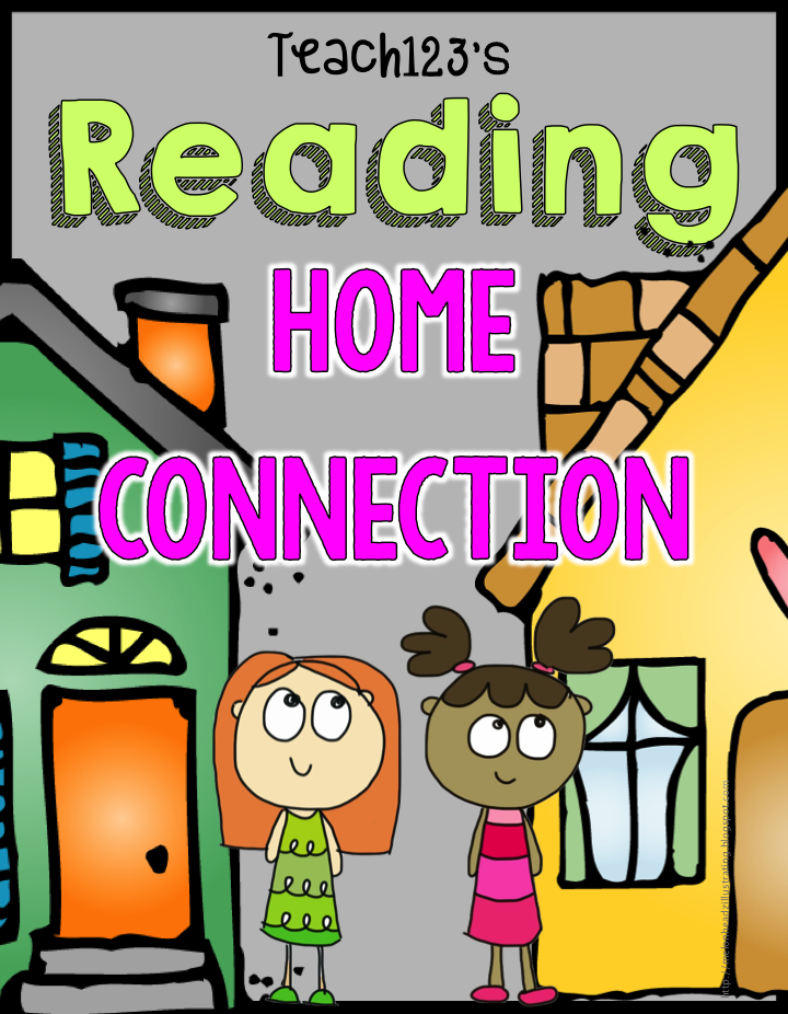 Reading: Home Connection FREEBIE | Home connections, First ...