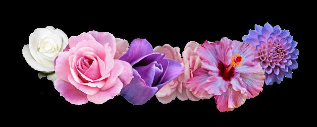 Coleccion De Gifs Coronas Flower Crown Tumblr Tumblr Flower Transparent Flowers
