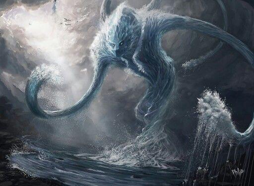 Aipalookvik- Inuit myth: an evil sea god associated with death and destruction.
