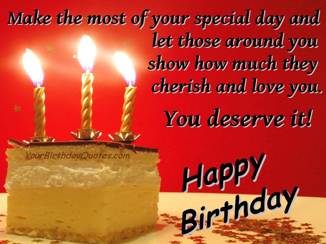 17 Best images about Birthday Cards – Quotes About Birthday Greetings