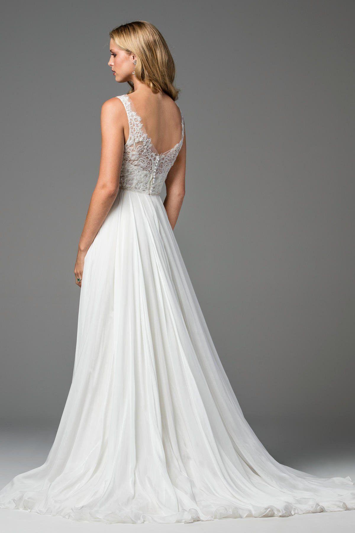 Stafford by Watters in 2020 Watters bridal, Organza