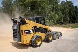 Caterpillar 299D XHP COMPACT TRACK LOADER SERVICE MANUAL
