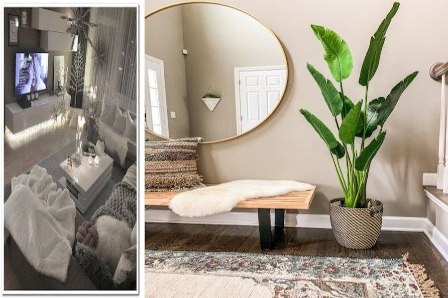 Home Decor On A Budget Diy Living Room Decorating On A Budget