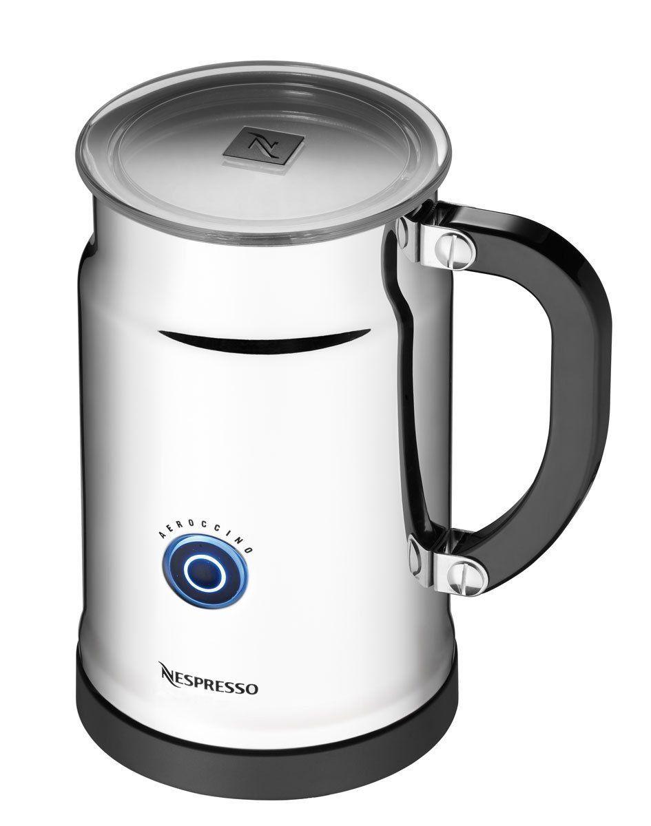 Nespresso Aeroccino Plus Milk Frother Personaliza Tu Cafetera