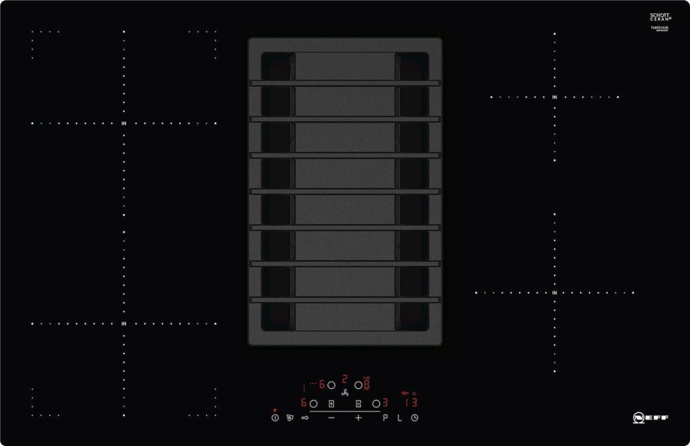 Details Zu Induktionskochplatte Neff Tpd 481 Ax T48pd1ax0 Mit