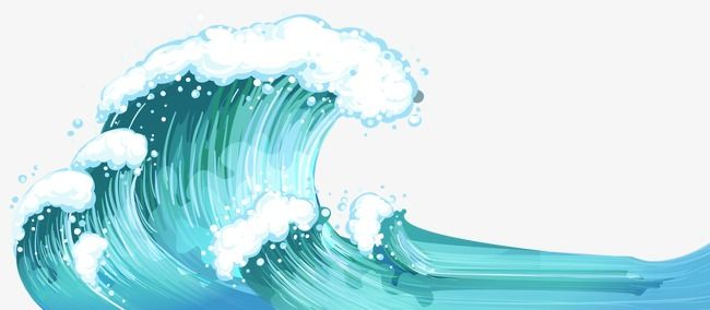 Vague Dessin Surf Dessin Mer Et Vague Dessin