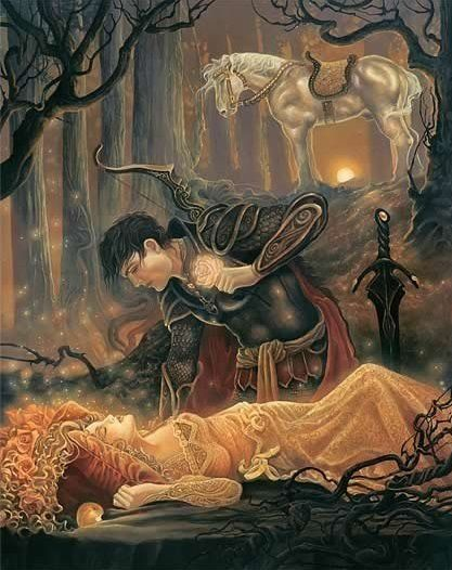 Classic Fairy Tale. So pretty and romantic. | *Lightbulb ...