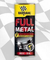 Bardahl full metal Bardahl Full Metal — самая передовая присадка к моторному маслу на мировом рынке, разработанная специально в соответствии с особенностями технологического развития двигателей нового поколения и полностью отвечающая последним конструкторским требованиям. Подробности на bardahlspb.blizko.ru