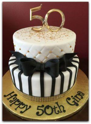 Tortas De Cumpleanos Para Mujeres 50 Anos 3 Tortas