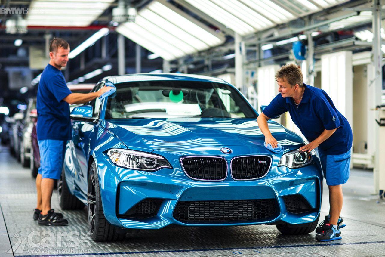 Bmw M2 Production Gets Underway In Leipzig Bmw Bmw M2 Cars Uk