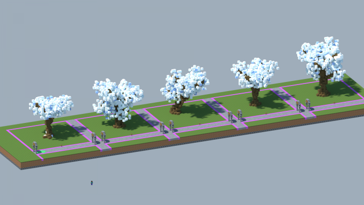 Pin By Assinaturas Sci Fi On Patreon Pier Build Minecraft Tree Tree Minecraft Projects