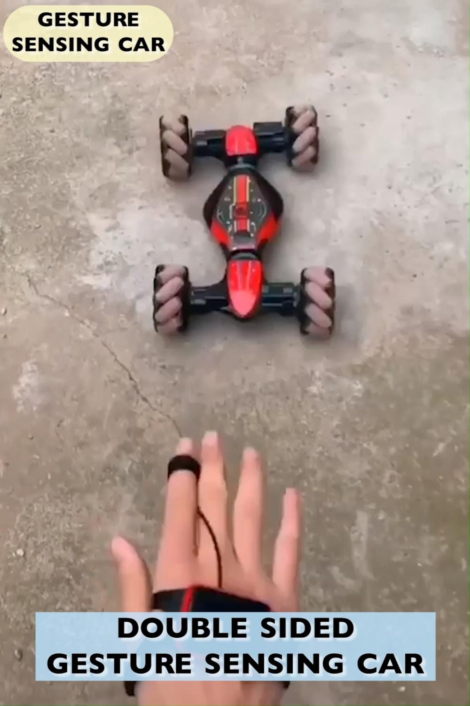 Gesture Stunt Car �