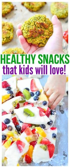 Healthy Snacks for Kids images
