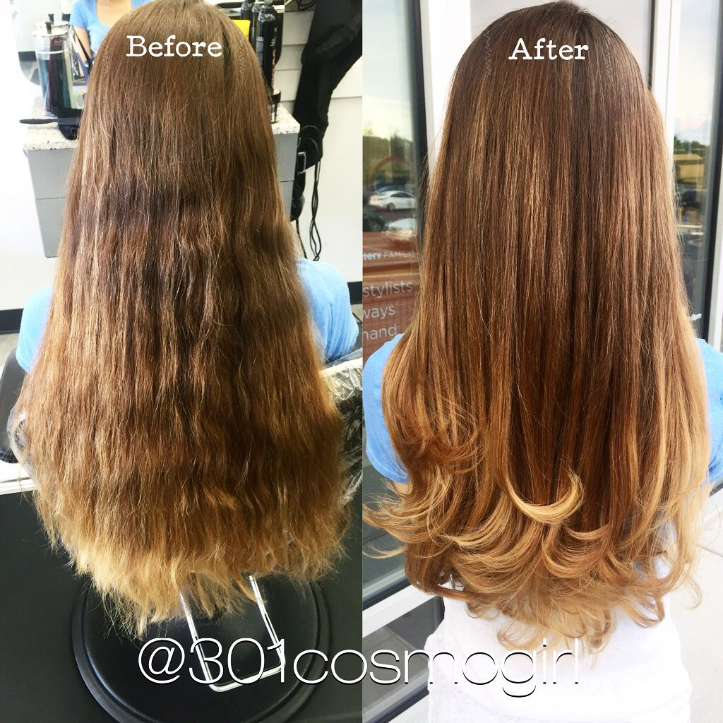 Hand Painted Balayage Highlights Love This Warm Caramel Hair Color