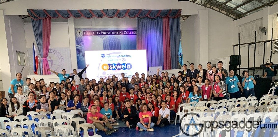 Eskwela Technology Integration in Schools for First City