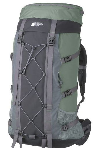 The MEC Brio 60 -- my backpack of choice! It was $75 on sale at ...