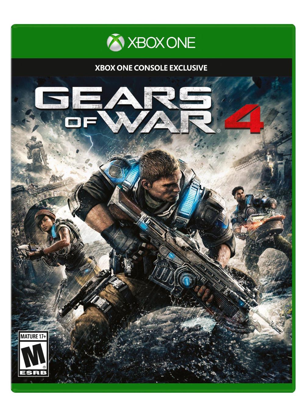 Gears of War 4 Xbox One GameStop in 2020 Gears of