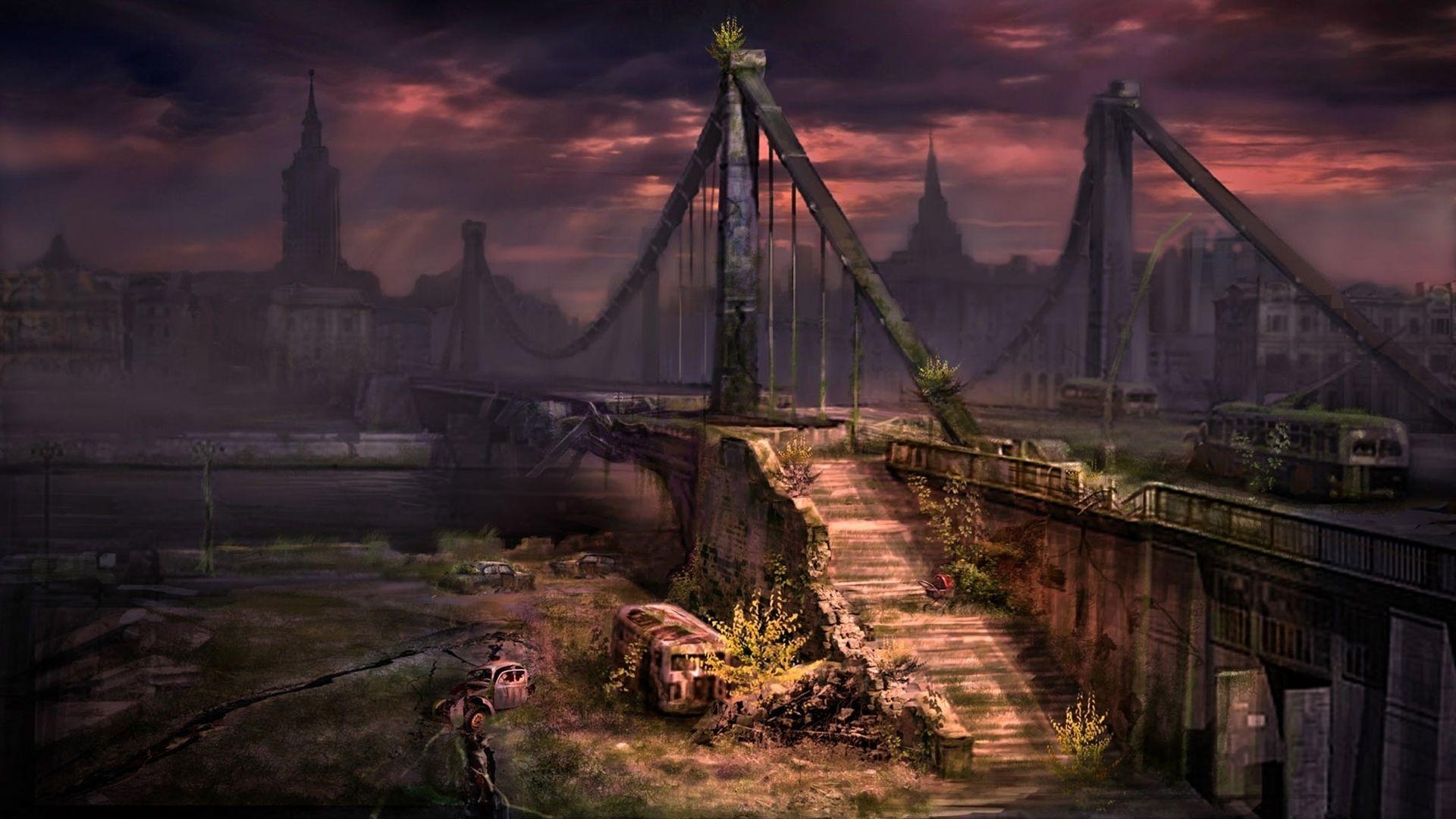 Download Apocalypse New York Wallpaper | Full HD Wallpapers | Apocalypse | Post apocalyptic art ...