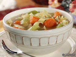 Mom's Chicken Soup   Mr food recipes, Homemade chicken soup, Chicken soup recipes homemade