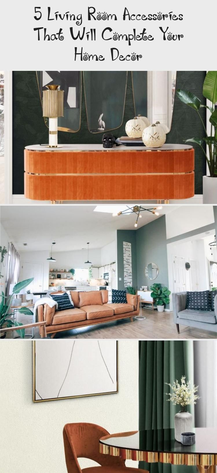 5 Living Room Accessories That Will Complete Your Home In 2020 Home Decor Living Room Accessories Decor
