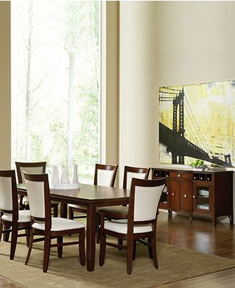 Dining Set  Macy's  Juego De Comedor  Pinterest  Dining Glamorous Dining Room Furniture Collection Design Decoration