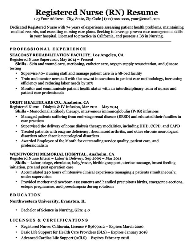 Pin on Resume Templates free