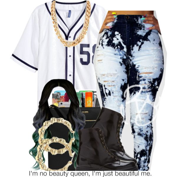 . by trillest-queen on Polyvore featuring polyvore fashion style Forever 21