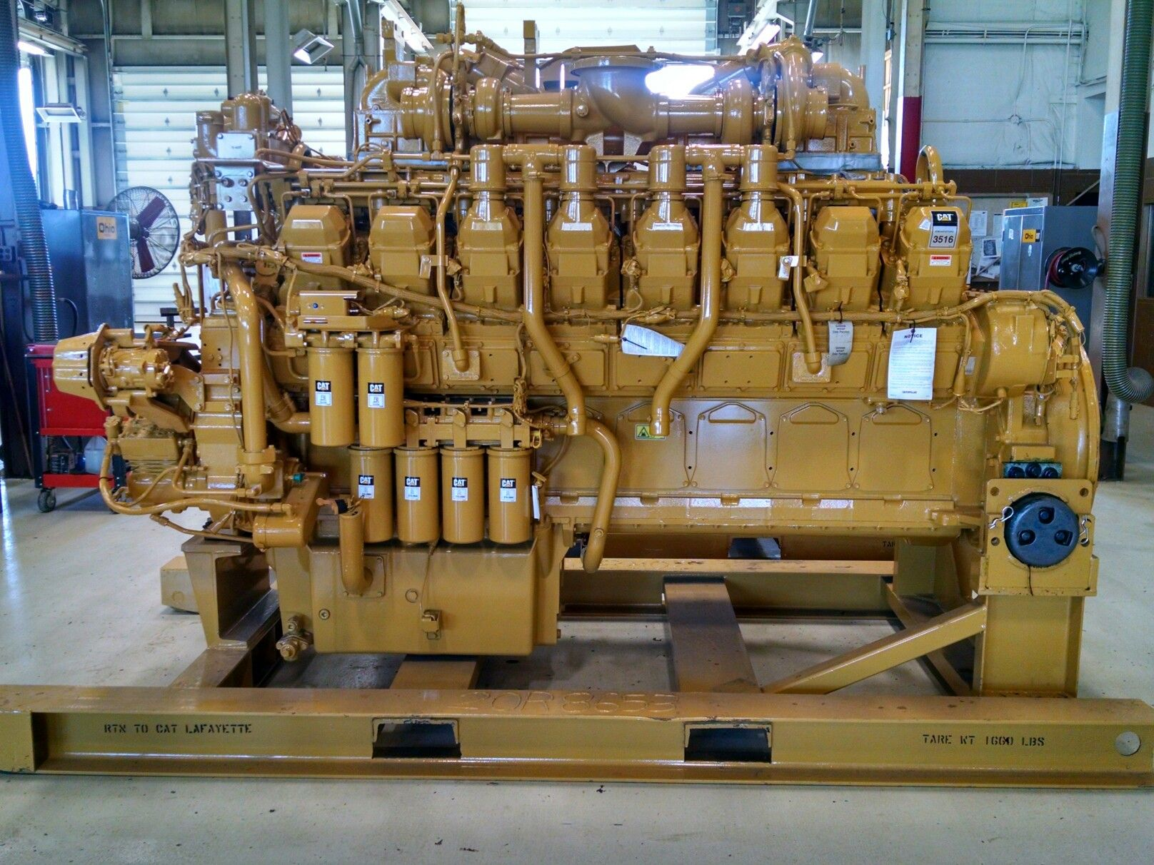 789 truck engine 3516 old cat equipment pinterest truck engine rh pinterest com Caterpillar 3516 Engine Specifications Cat 3516 Generator