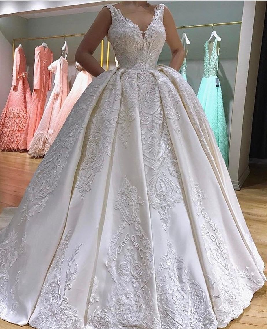 Haute Couture Wedding Gown: Affordable Custom Wedding Dresses Inspired By Haute